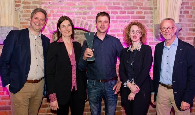 Favoriet Weidevarkens Van den Elshorst is in 2017 door de Kempenaren gekozen tot het meest gewaardeerde initiatief in de Brabantse Kempen.