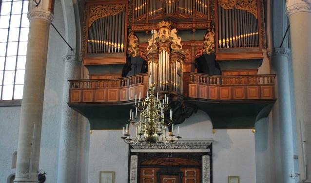 Hoofdorgel Grote kerk