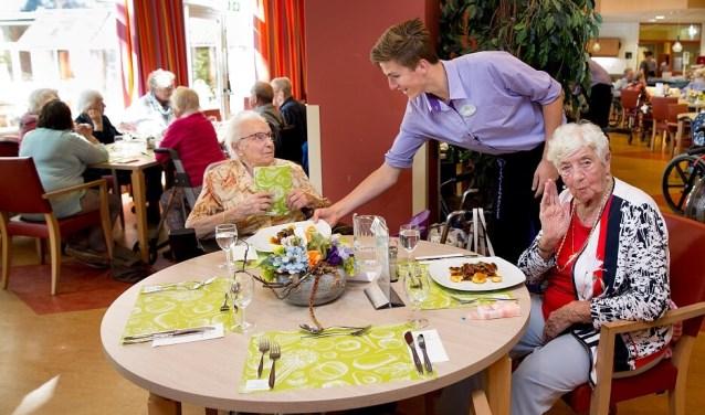 Er wordt gestreefd naar kwaliteit en maatwerk, zodat elke bewoner geniet van de dagelijkse maaltijden. Tegen aanvaardbare kosten, want dat was overigens ook een voorwaarde van Distrivers.