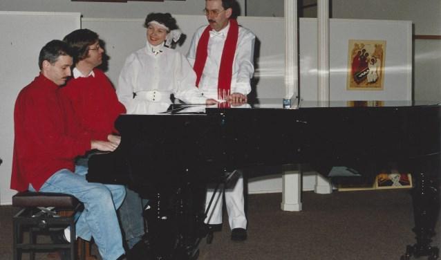 Gijs en Tineke leiden al 45 jaar de Sanghertjes