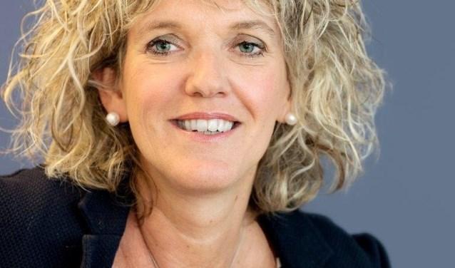Op 1 januari neemt Astrid het stokje over van de huidige gemeentesecretaris Harry van Berkel.