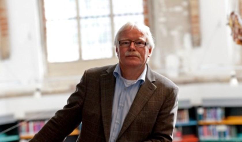Gerard Huis in 't Veld is directeur Graafschap bibliotheken.