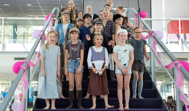 Oliver musical in Orpheus