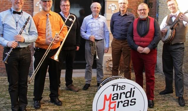 The Mardi Grass Jazz Band