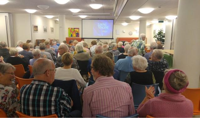 De film Loving Vincent bij Senioren Belangen