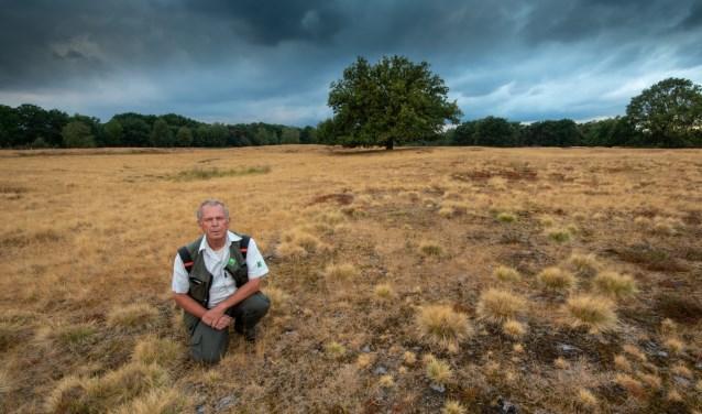 De Strabechtse Heide met Jap Smits, boswachter ecologie bij Staatsbosbeheer