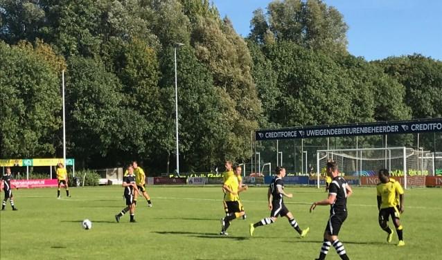 VV Maarssen was veel sterker dan Kockengen
