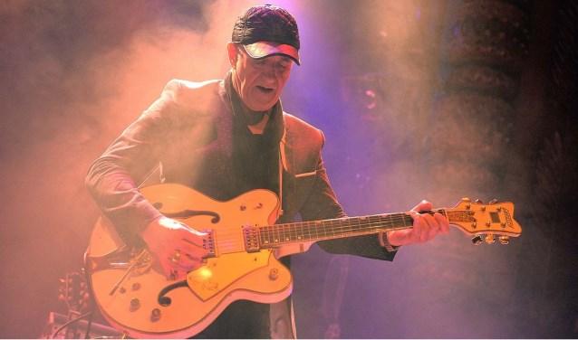 Jan Akkerman is een van de optredende artiesten.
