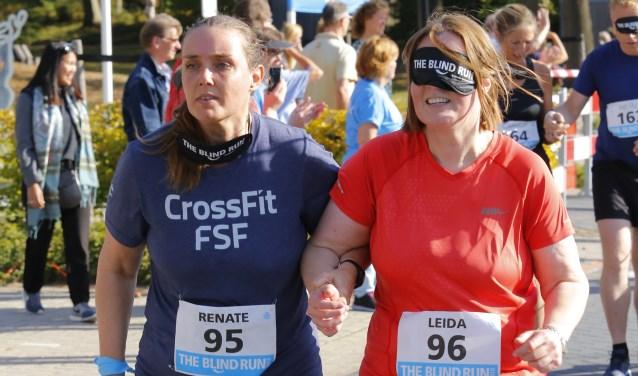 The Blind Run is een initiatief van Vereniging Bartiméus Sonneheerdt, in samenwerking met Bartiméus, de Oogvereniging en Running Blind.