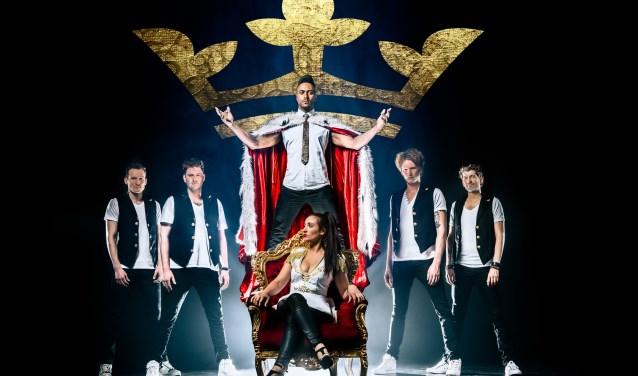 Royal Beat komt naar Tentfeest Overloon. (persfoto)