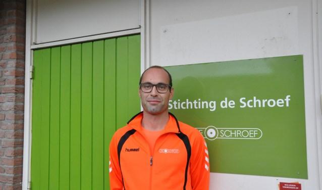 Buurtsportcoach jongeren Jos van de Ven kijkt zelf toch het meest uit naar de workshop apenkooien.
