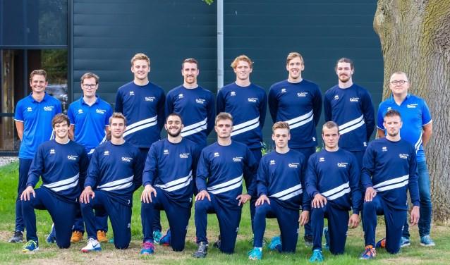 Het nieuwe team van Achterhoek Orion: (Foto: Robert van de Gevel)