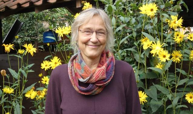 Pauline van Hulst neemt na 25 jaar afscheid als dirigent van Houtgreep. (Foto: Adriënne Nijssen)