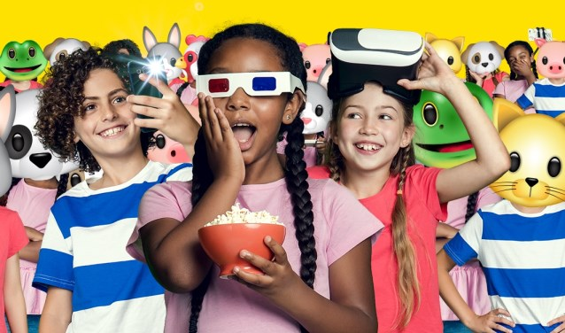 Bekijk de leukste, spannendste en mooiste kinderfilms.