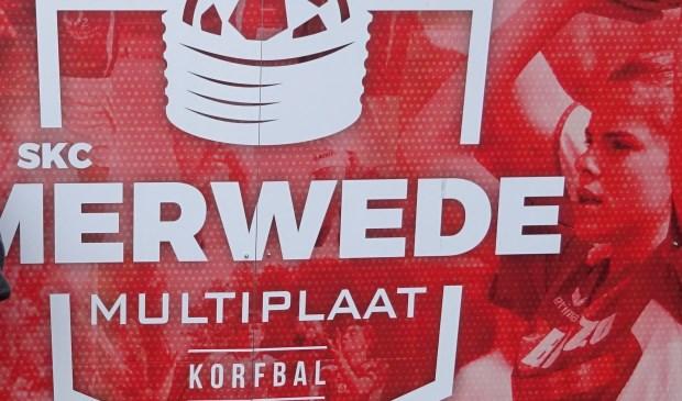Het was Merwede/Multiplaat dat voortvarend aan de wedstrijd begon. (Foto: Eline Lohman)