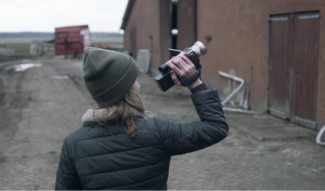 Concordia vertoont op zondag 21 oktober 'Filmpje voor mama' van de Markelose filmmaakster Melanie Essink.