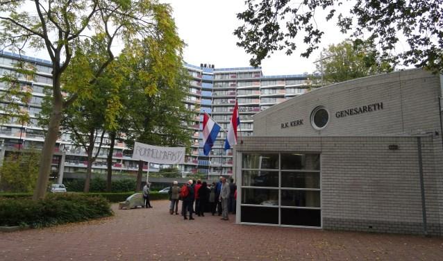 Genesarethkerk-Rommelmarkt