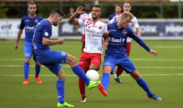 Ahmed el Azzouti houdt het bij Kozakken Boys ook voor gezien. Hij vertrekt naar de huidige lijstaanvoerder in de tweede divisie, IJsselmeervogels.