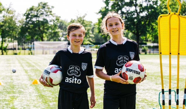 De jeugd kan drie dagen gaan voetballen bij Heracles Almelo.