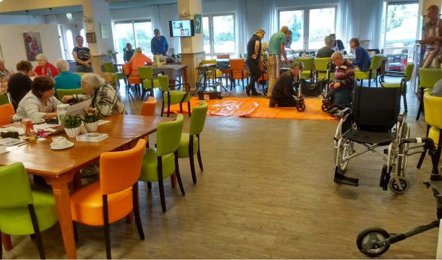 Repair Café in De Aanleg