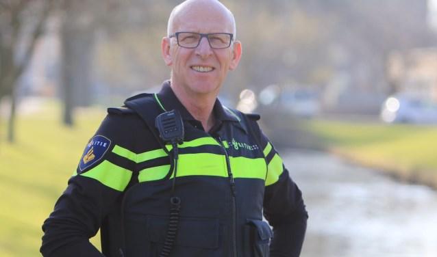 Wijkagent Klaas Blokland Sliedrecht.