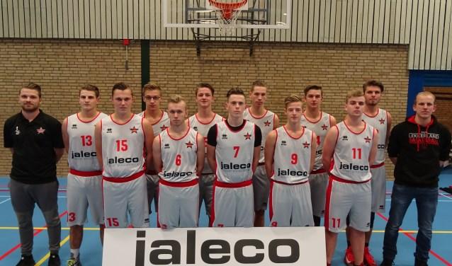 Team U20 van Klipperstars boekt de eerste seizoenszege in de competitie. (Foto: pr)