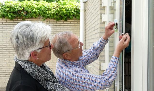 Een woonadviseur van Ouderen Samen komt graag bij u thuis om uw woonsituatie door te nemen.