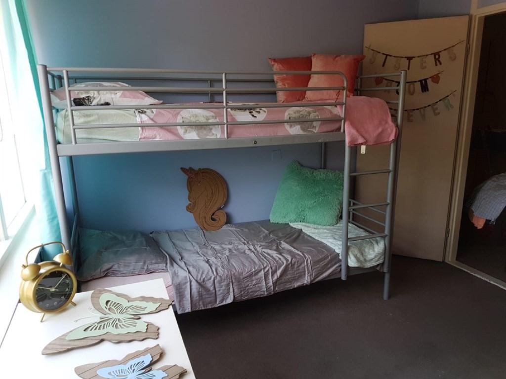 Kinderkamers worden opgeknapt door vrijwilligers van Present Foto: PR Present Doetinchem © Persgroep