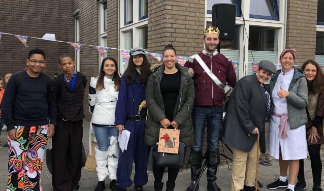 De Vossenjacht werd dankzij de hulp van de vrijwilligers weer een groot succes (Foto: PR)