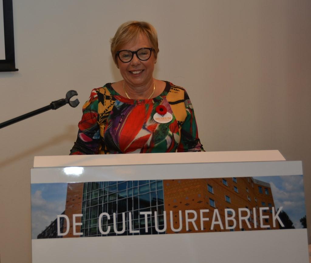 Museumsecretaris Annemiek Schweinsberg.  © Persgroep