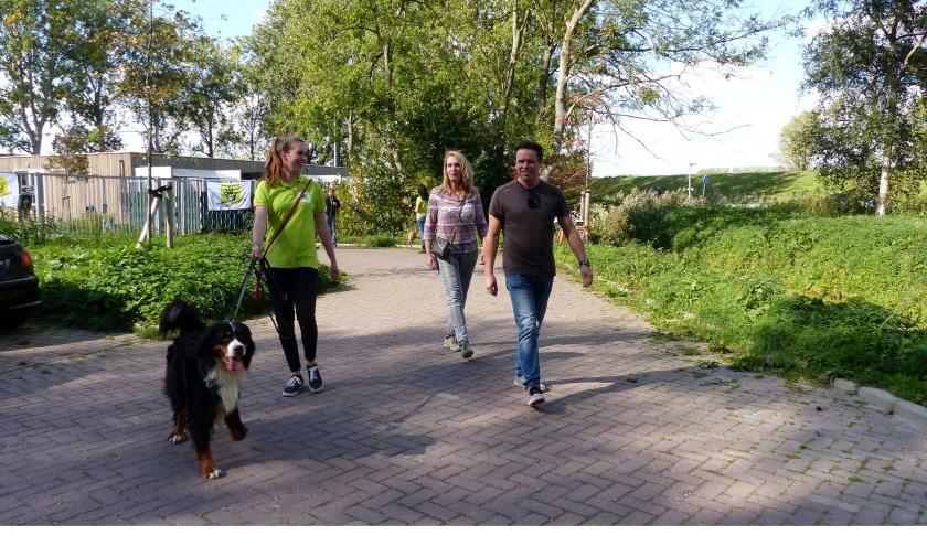 Open dag bij dierenopvangcentrum Spijkenisse. Foto: Roel van Deursen
