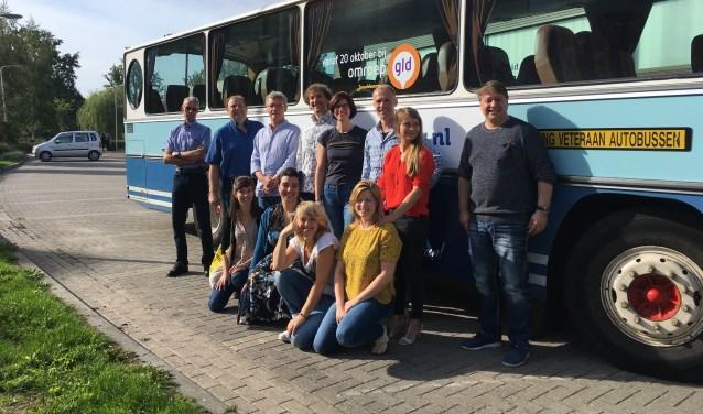Het team van Dorpshuis van het jaar 2018!