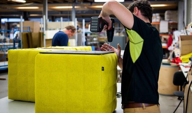 De Open Dagen regio De Kempen biedt werkgevers de kans zich te presenteren en mensen te interesseren voor het vak of het bedrijf. FOTO: Edwin van Aalten.
