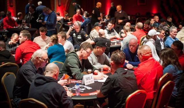 Zaterdag 6 oktober is Café de Ponderosa in Bergen op Zoom het decor voor een voorronde van het Nederlands Team Kampioenschap Poker. FOTO: PR