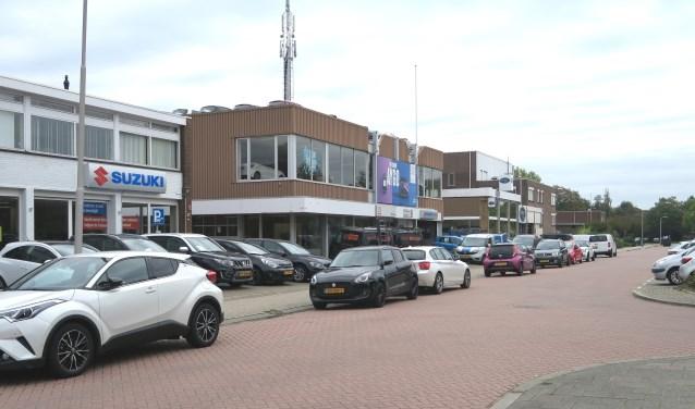 De PC Hooftstraat. (tekst en foto Geert van Someren)