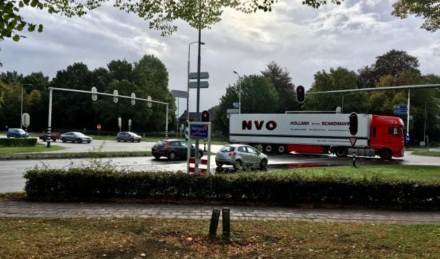 Op de N65 bij Helvoirt komt vrijwel zeker een ongelijkvloerse kruising. De totale kosten op het traject Vught-Helvoirt kosten 37 miljoen euro meer.