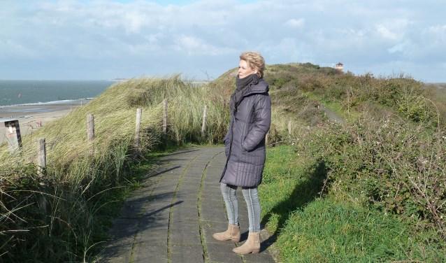 Gerda gaat graag op vakantie naar de Zeeuwse kust.