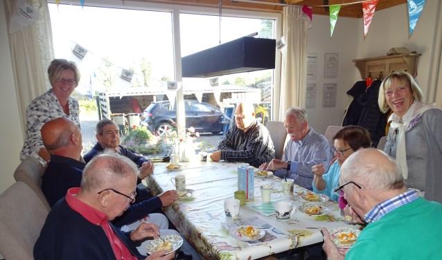De in Groot-Ammers gevestigde stichting Zorgboeren Zuid-Holland bestond op zondag 14 oktober exact 10 jaar. (Foto: Privé)