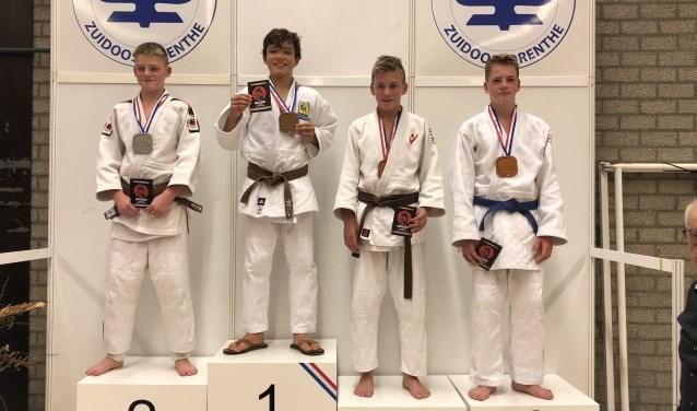 Mads-Emil Olsen wint Open Drentse