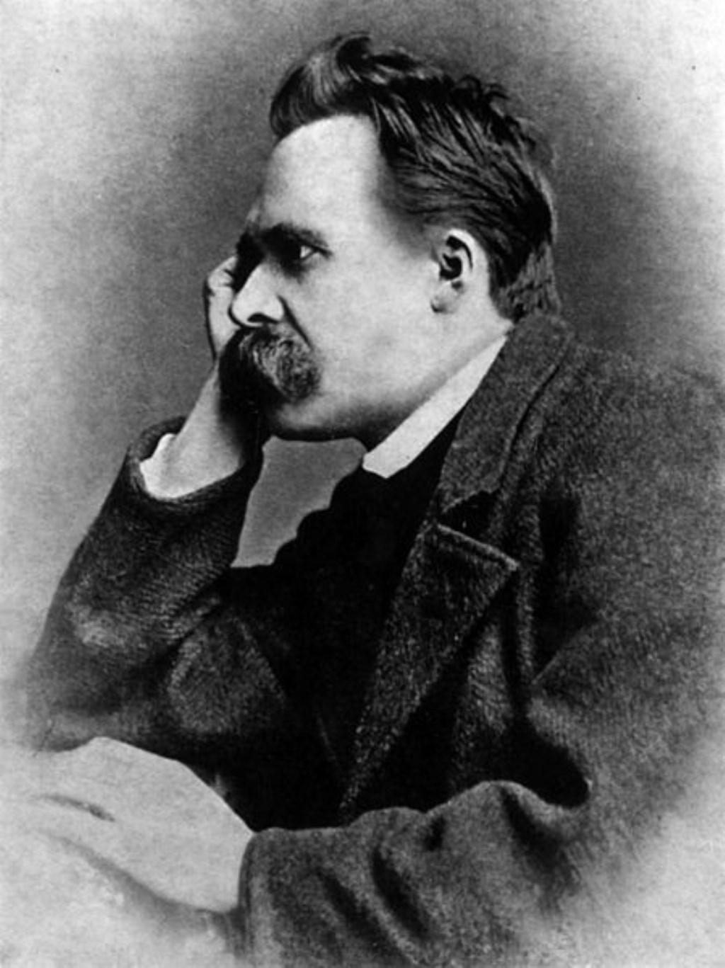Friedrich Nietzsche Foto: WIKIPEDIA © Persgroep