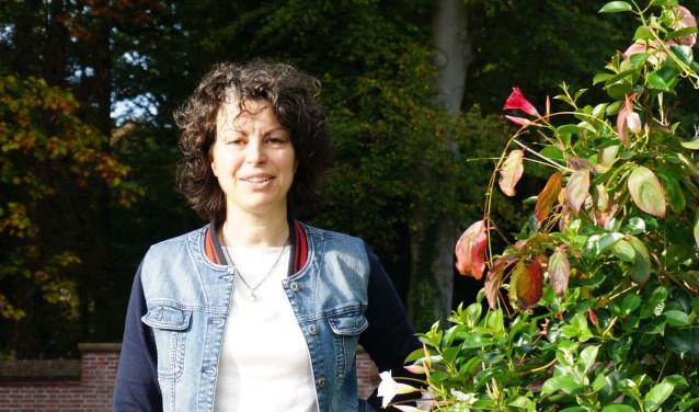 """Janine Caalders: """"De Utrechtse Heuvelrug is een van de mooiste gebieden in Nederland"""". Foto: Ellis Plokker"""