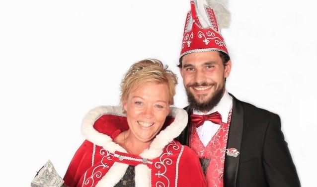 Prinses Miran en Jonkheer Tomas.