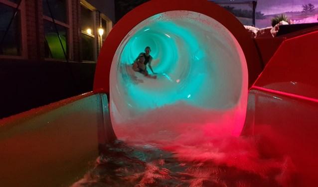 Zwembad De Peppel : Crazy cone tuberide in zwembad de peppel open de edese post