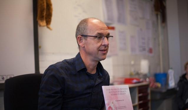 Hans Kropman presenteert zijn boek