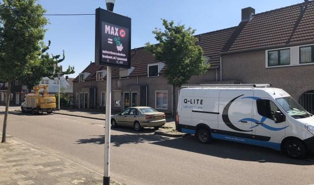 De snelheidsmeter is eerst uitgetest in andere Brabantse gemeenten. In Helmond bleek het een succes.