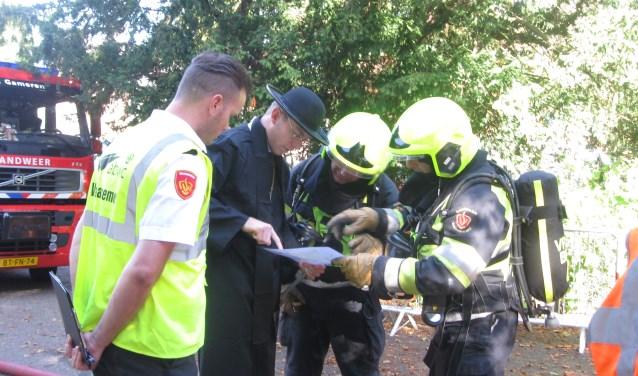 De 51e Bommelerwaardse brandweervaardigheidstoetsen werden dit jaar georganiseerd door de post Hedel. Foto: Mirjam Duijts-As