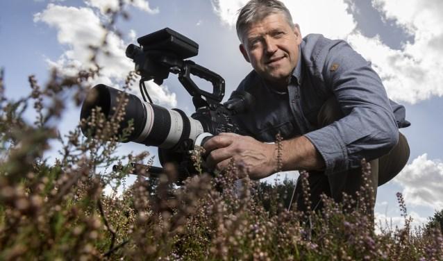 Mark Kapteijns ontvangt de Brabant Bokaal voor zijn belangrijke bijdrage aan het natuurbewustzijn in Brabant.
