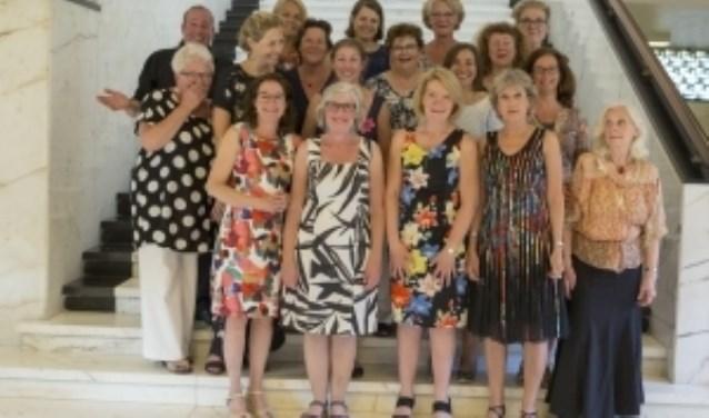 Singers Vrouwen Kleinkoor komt naar Vierlingsbeek. (eigen foto)