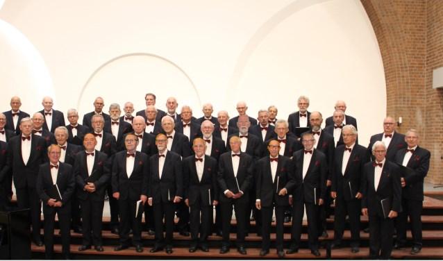 Het koor IJsselstreek is samengesteld uit twee andere koren. (foto pr)