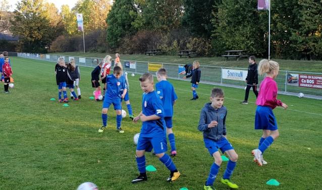 U bent van harte welkom om een trainingszondag  bij SV Aurore te komen kijken.